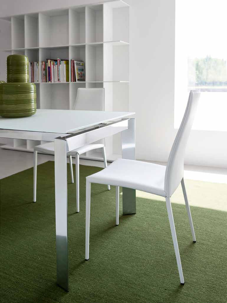 Sedia Skin. Top Original Design Chair Greenguard Cantilever Nylon ...