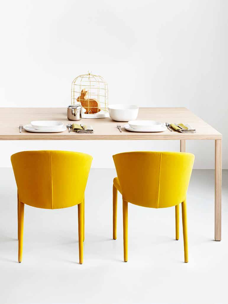 Stunning sedie calligaris offerta contemporary for Sedie gialle
